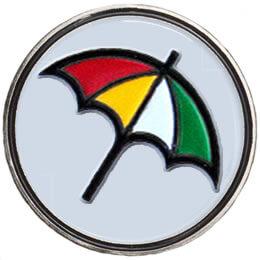 arnold palmer's umbrella logo