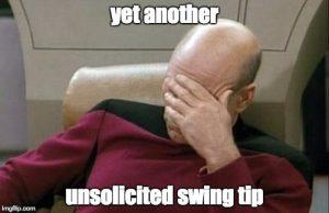 picard swing tip